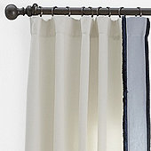 Bellport Fringed Drapery Panels - Set of 2