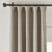 Alder Striped Drapery Panel