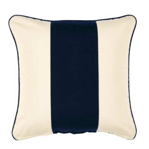Color Block Indoor/Outdoor Pillow Cover - Select Colors