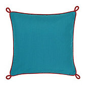 Outdoor Corded Loop Pillow Cover - Select Colors