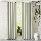 Indoor/Outdoor Robins Stripe Panel - Spa