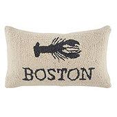 City Icon Pillow