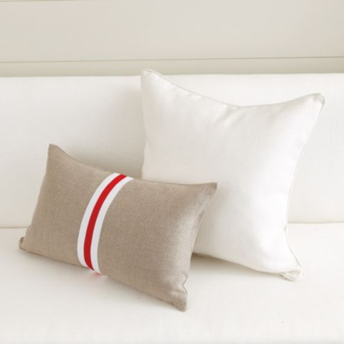 Suzanne Kasler Liv Striped Pillow Cover