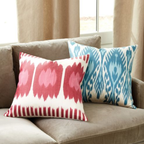 Norah Silk & Linen Pillow Cover