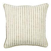 Rabun Stripe Pillow Cover - Wheat