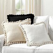 Terra Pom Pom Pillow