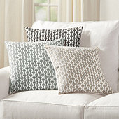 Aria Embroidered Pillow