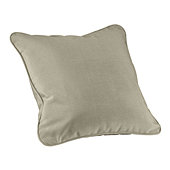 Essential Throw Pillow Cover - Small Check Spa