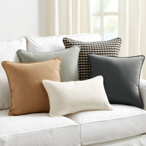 Essential Throw Pillow Cover