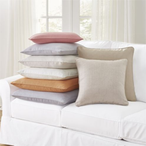 Suzanne Kasler Signature Linen Pillow