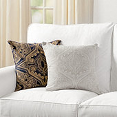 Henderson Embroidered Pillow