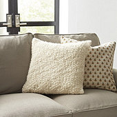 Moab Chunky Knit Pillow