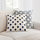 Alba Ikat Pillow Cover