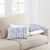 Hatch Stripe Pillow Cover