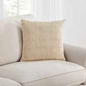 Abbi Raw Silk Pillow