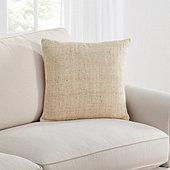 Abbi Raw Silk Pillow