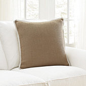 Bellport Burlap Pillow