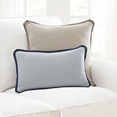 Bellport Linen Pillow Cover