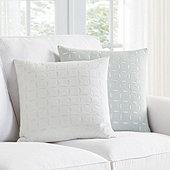 Suzanne Kasler Eyelet Pillow