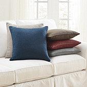 Andrea Herringbone Pillow
