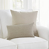 Alder Striped Pillow