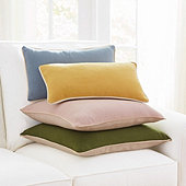 Washed Linen Pillows