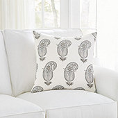 Naya Block Print Pillow