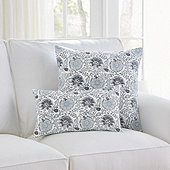 Rochelle Floral Pillow