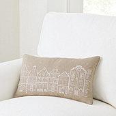 Gingerbread Lane Pillow