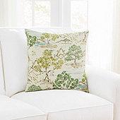 Glenna Toile Pillow