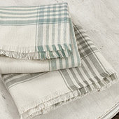 Balmoral Plaid Throw
