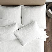 Maddie Channel Stitched Bedding