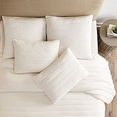 Laney Textured Coverlet - Twin