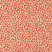 Sloane Coral Fabric by the Yard