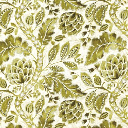 Avery Olive Fabric By The Yard Ballard Designs