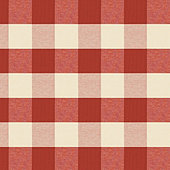 Buffalo Check Brick Fabric by the Yard