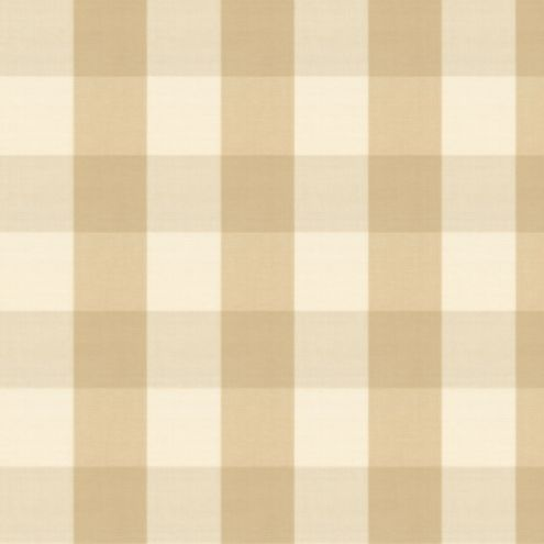 Buffalo Check Wheat Fabric by the Yard