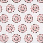 Celestine Blush Fabric By The Yard