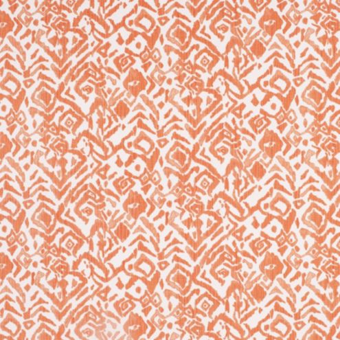 Cassia Orange Upholstery Fabric