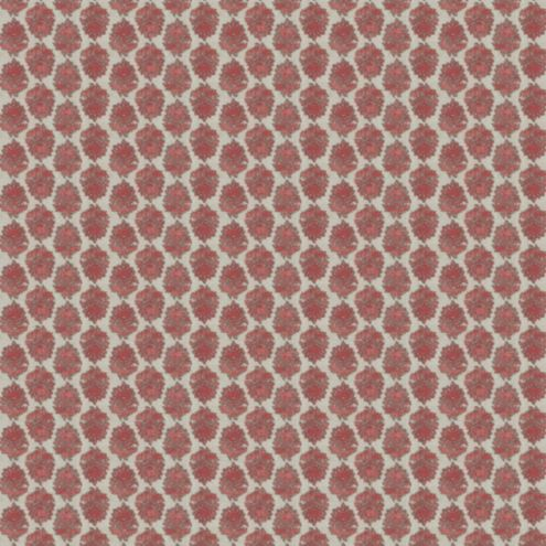 Darby Poppy Fabric by the Yard