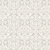 Emmeline Gray Fabric by the Yard