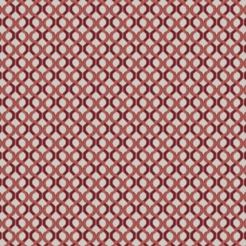 Fairhope Red Fabric by the Yard