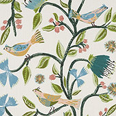 Lyle Green Fabric by the Yard
