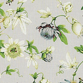 Lottie Gray Fabric by the Yard