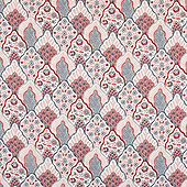 Natalia Cranberry Fabric By The Yard