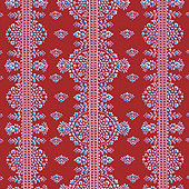 Pima Red Fabric By The Yard