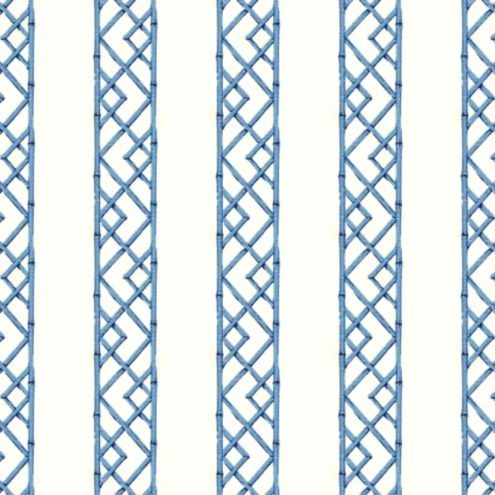 Reva Blue Fabric By The Yard Fabric By