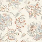 Shay Cream Fabric by the Yard