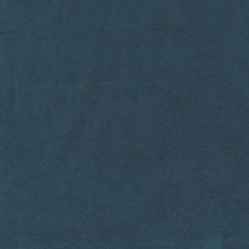 Queens Velvet Teal Fabric by the Yard