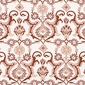Vivie Rose Fabric by the Yard